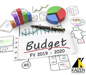 budget fiscal year 2019 - 2020